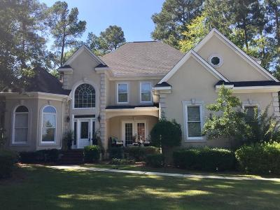 Evans Single Family Home For Sale: 802 Shackleford Place
