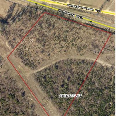 Aiken Residential Lots & Land For Sale: 2 Williston Road
