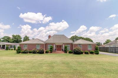 North Augusta Single Family Home For Sale: 104 Cricket Court