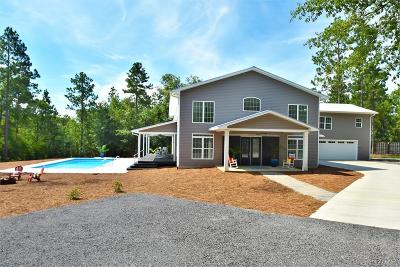 Aiken Single Family Home For Sale: 2915 Oak Brook Drive
