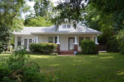 Aiken Single Family Home For Sale: 151 Woodward Drive