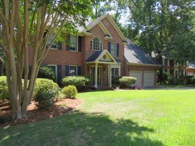 North Augusta Single Family Home For Sale: 30 Rapids Court