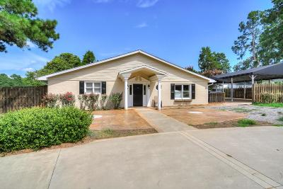 Augusta Single Family Home For Sale: 1100 Azalea Drive