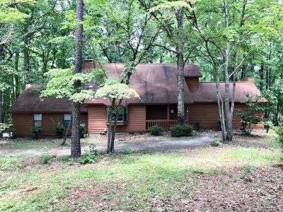 Lincolnton Single Family Home For Sale: 1603 Plantation Circle