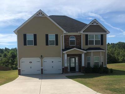 Grovetown Single Family Home For Sale: 3038 Pepper Hill Drive