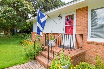 Aiken Single Family Home For Sale: 311 Walker Avenue