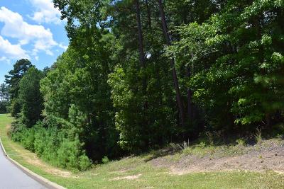 North Augusta Residential Lots & Land For Sale: Longstreet Place