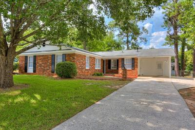 Martinez Single Family Home For Sale: 3590 West Hampton Drive