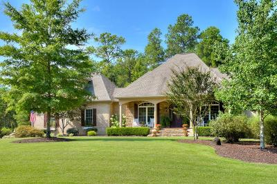 North Augusta Single Family Home For Sale: 106 Captain Johnsons Drive