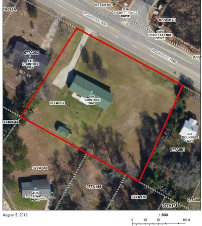 Evans Residential Lots & Land For Sale: 539 Rountree Way