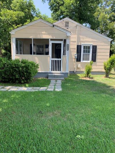 Beech Island Single Family Home For Sale: 311 Cary Drive