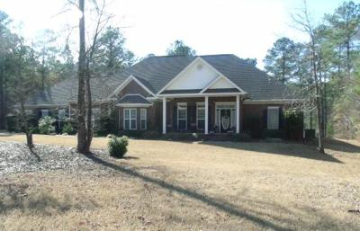 Thomson Single Family Home For Sale: 1271 Tanyard Creek Drive