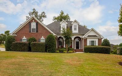 Grovetown Single Family Home For Sale: 1127 Indian Springs Trail