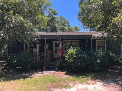 Augusta Single Family Home For Sale: 4008 McDaniel Road