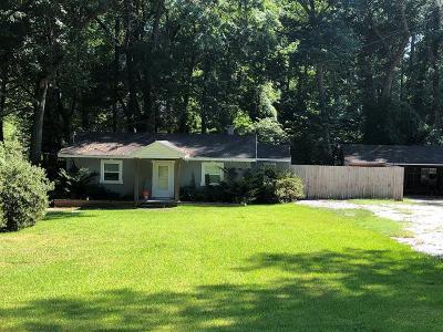 Evans Single Family Home For Sale: 4623 Calais Circle