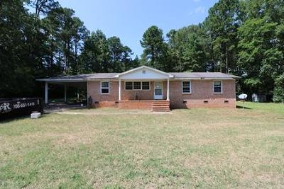 Grovetown Single Family Home For Sale: 6021 Anderson Road