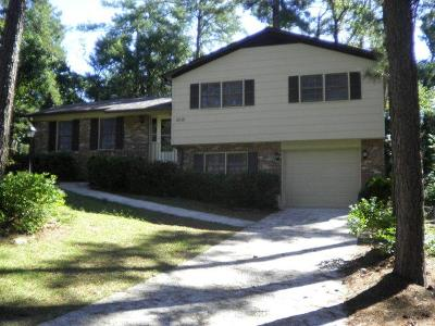 Augusta Single Family Home For Sale: 2010 Flintwood Drive