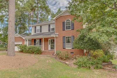 Evans Single Family Home For Sale: 4195 Litchfield Lane