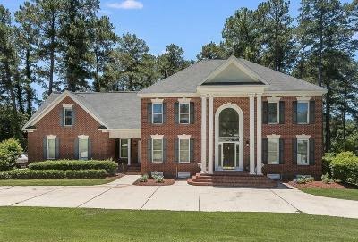 Evans GA Single Family Home For Sale: $549,900