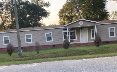 Louisville GA Single Family Home For Sale: $115,000