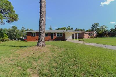 Augusta Single Family Home For Sale: 3324 Oak Ridge Drive