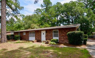 Augusta Single Family Home For Sale: 2228 Darlington Drive