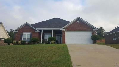 Augusta Single Family Home For Sale: 4533 Logans Way