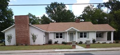 Thomson Single Family Home For Sale: 345 Gordon Street