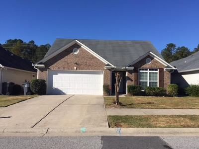Grovetown GA Rental For Rent: $1,350