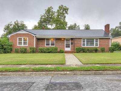 Thomson Single Family Home For Sale: 307 Milledge Street