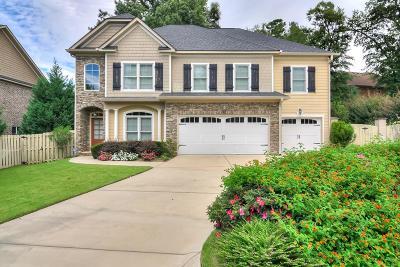 Martinez Single Family Home For Sale: 505 Creekvale Way