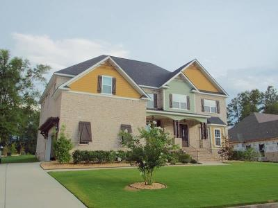 Evans Single Family Home For Sale: 4145 Hammonds Ferry Road