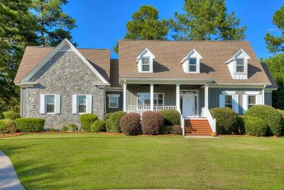 Evans Single Family Home For Sale: 757 Jones Creek Drive