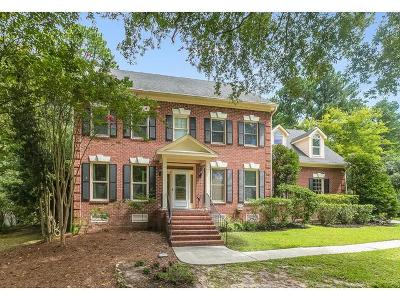 Evans Single Family Home For Sale: 815 Sparkleberry Road