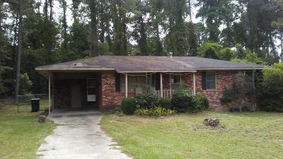 Augusta Single Family Home For Sale: 2872 Lumpkin Road