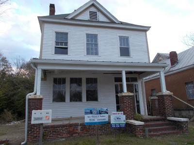 Augusta Single Family Home For Sale: 1011 Laney Walker Blvd