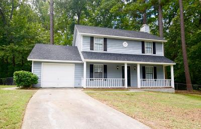 Martinez Single Family Home For Sale: 322 Sleepy Hollow Court