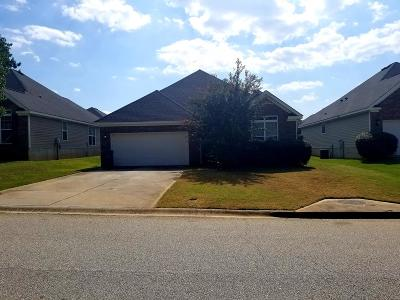 Grovetown Single Family Home For Sale: 810 Michelle Court