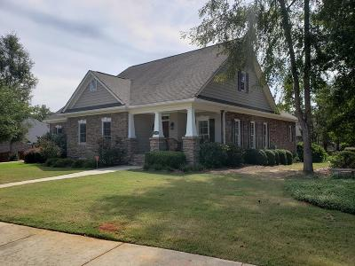 Evans Single Family Home For Sale: 1109 Seminole Circle
