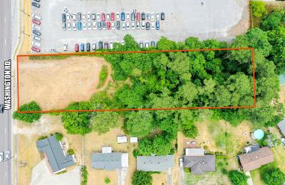 Augusta Commercial For Sale: 3216 Washington Road