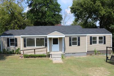 Augusta Single Family Home For Sale: 2385 Franklin Street