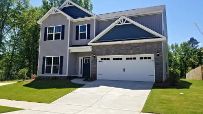 North Augusta Single Family Home For Sale: 1100 Gregory Landing Drive