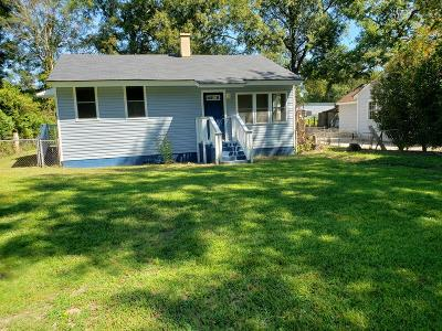 Augusta Single Family Home For Sale: 2203 Ward Avenue