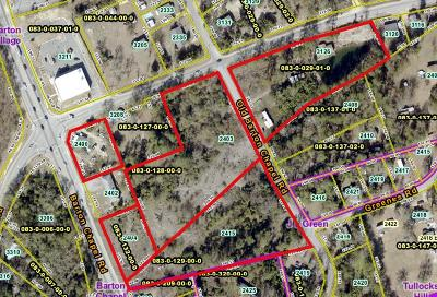 Augusta Residential Lots & Land For Sale: 2400 Barton Chapel Road