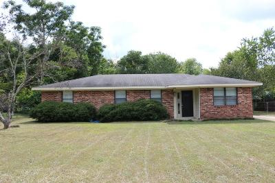 Augusta GA Single Family Home For Sale: $94,900