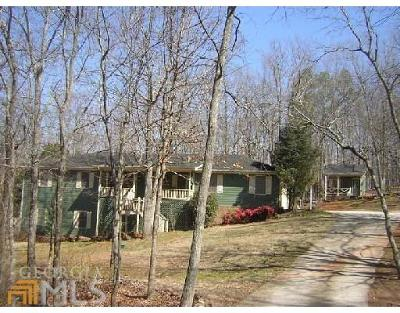 Conyers Single Family Home Under Contract: 3651 Highway 212