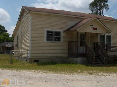 Statesboro Single Family Home For Sale: 16998 Highway 301 N
