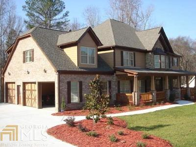 Lawrenceville Single Family Home Lease/Purchase: 2130 Collins Hill Rd #1