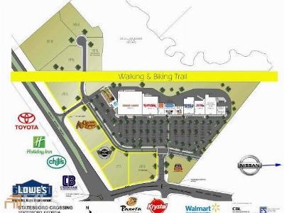 Statesboro Residential Lots & Land For Sale: Henry Blvd #LT3