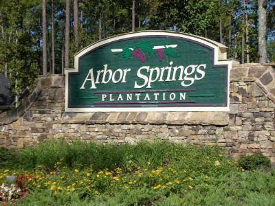 Arbor Springs Residential Lots & Land For Sale: Sky View Ct #LT 52H1